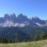 Alta Via Gunther Messner Odle Panorama