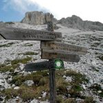 Alta Via Gunther Messner Signs