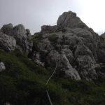 Alta Via dei Rondoi Ferrata 2
