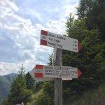 Bivio Sentiero Bozzetto