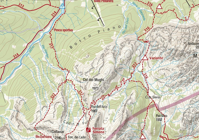 Simone Ferrata Map Detail 1