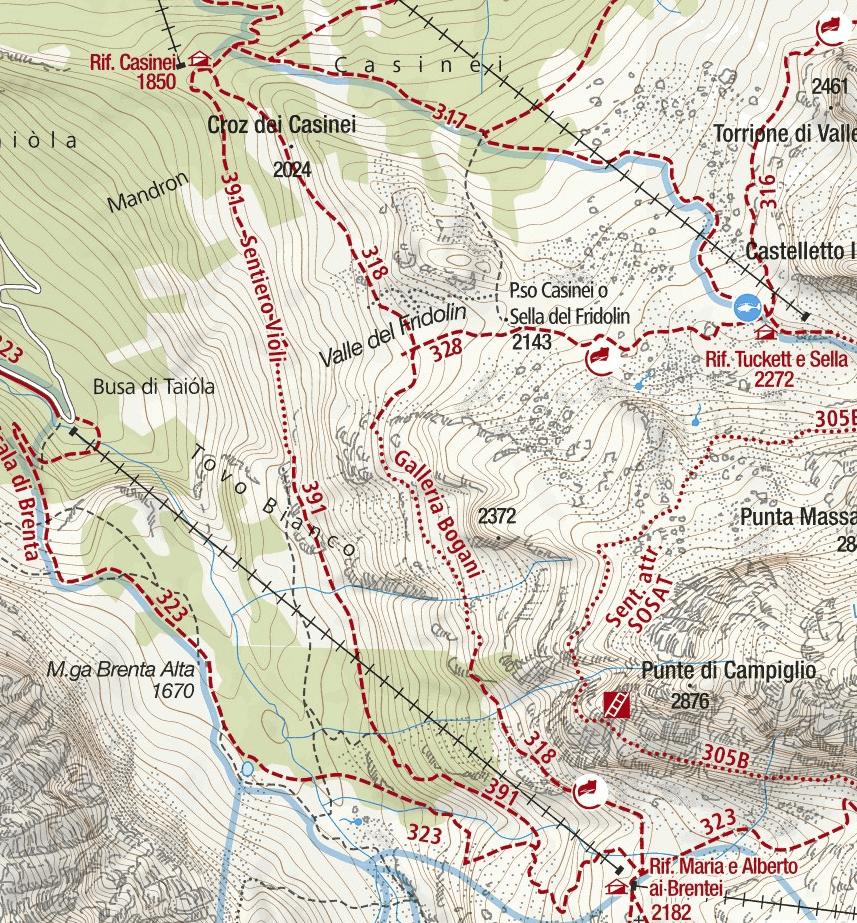 Violi Aided Path Map