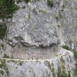 Ferrata 50 Clap 42 sentiero corbellini