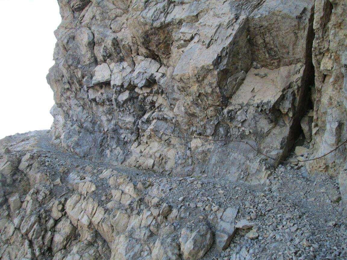 Ferrata Alpini 2