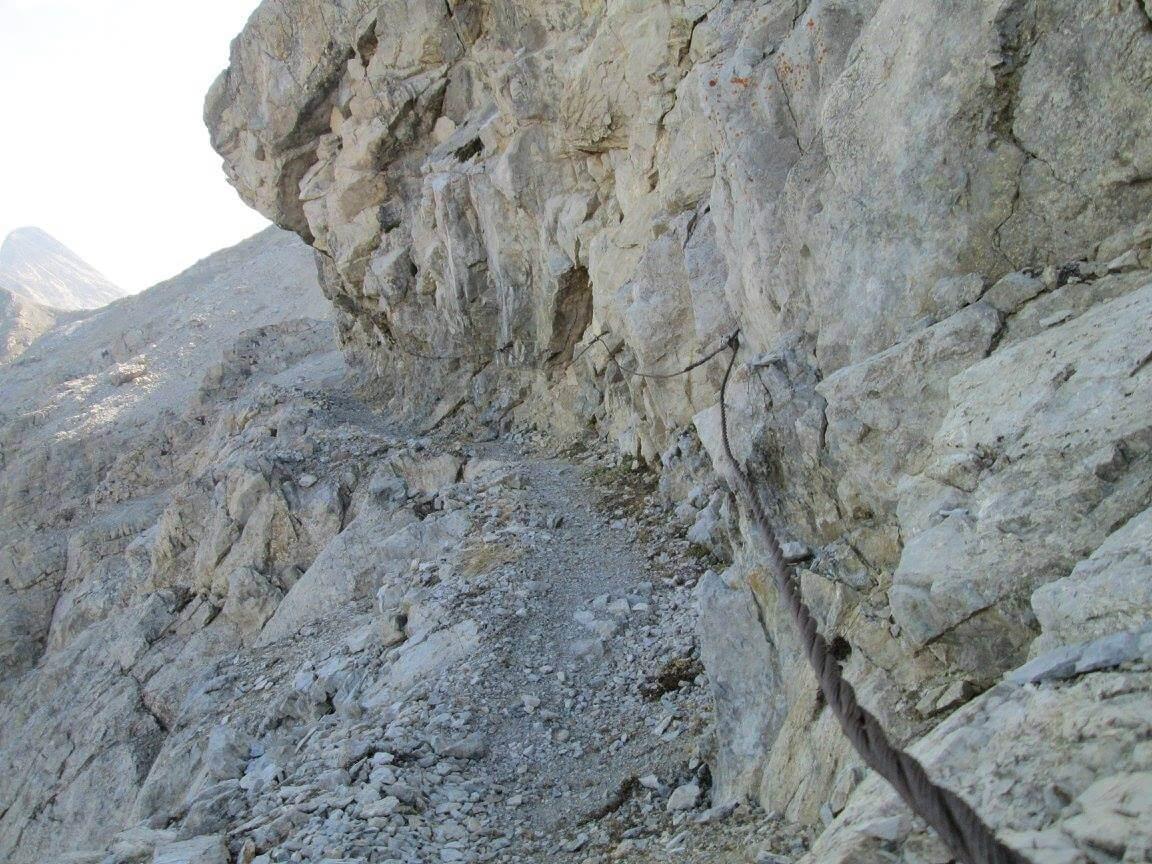 Ferrata Alpini 4
