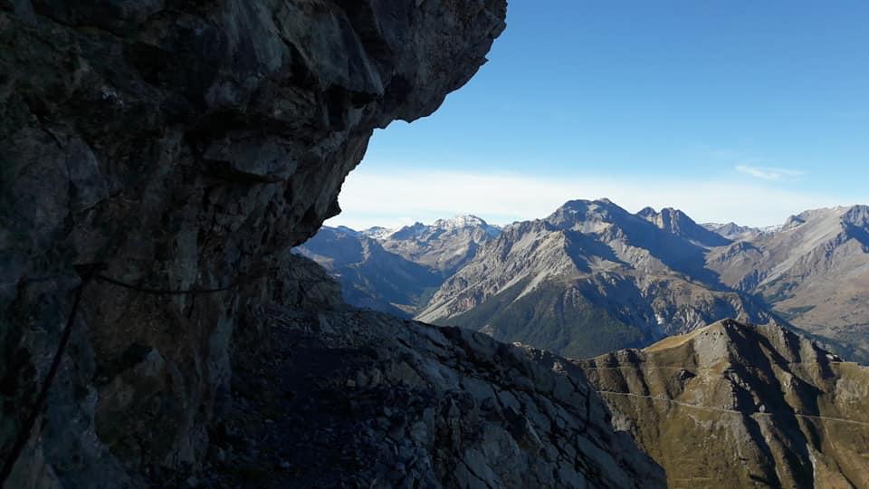 Ferrata Alpini 5