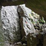 Ferrata Alpini Bismantova Avvicinamento 2