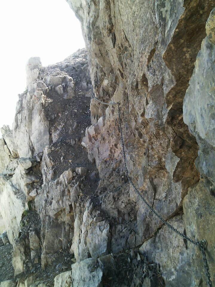 Ferrata Alpini Charrà 2