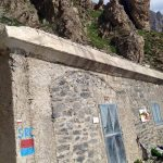 Ferrata Alpini Oronaye 24 shelter enrico and mario