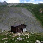 Ferrata Alpini Oronaye 25 bad shelter