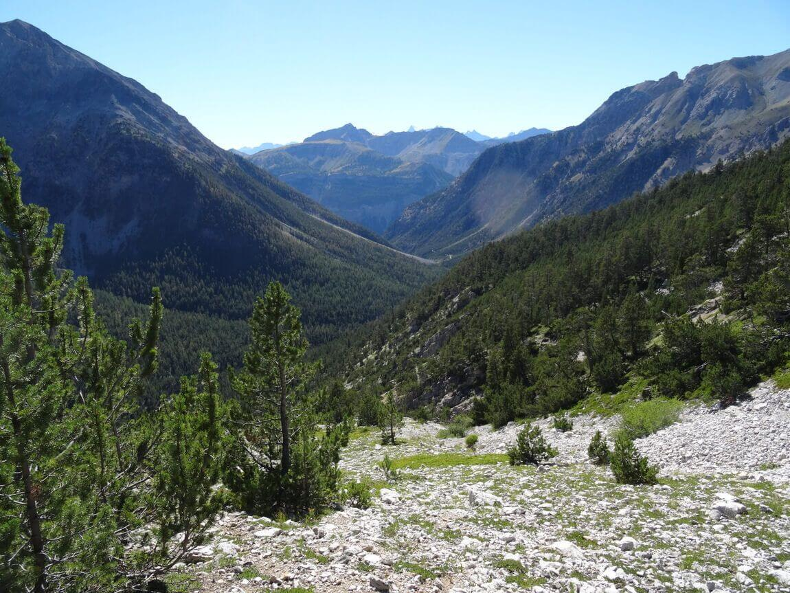 Ferrata Alpini Towards Punta Charra 4