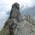 Ferrata Arosio Corno Grevo 6 ridge
