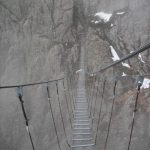 Ferrata Artists 4 bridge