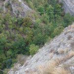 Ferrata Balze del Malpasso 2 bridges and easy variant climb
