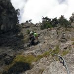 Low Battery Ferrata 5