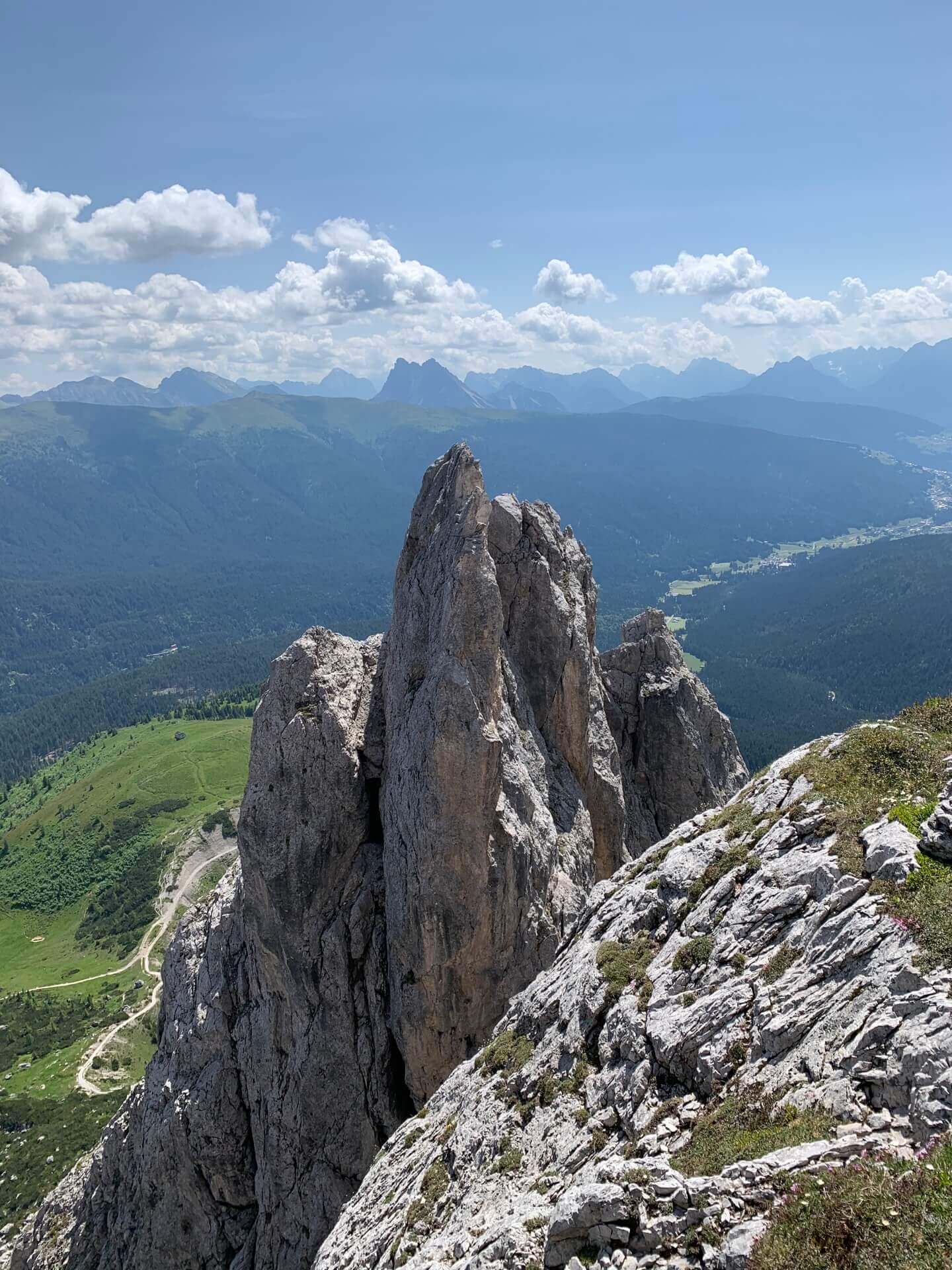 Ferrata Bepi Martini Campanile Collesei 6