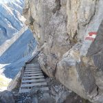 Ferrata Bepi Zac walkway 2