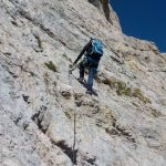 Bafile Ferrata Shelter 12