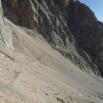 Ferrata Bivacco Bafile 2