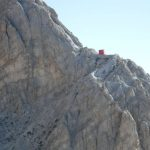 Bafile 5 Bivacco Ferrata shelter bafile