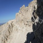 Bafile 7 via Ferrata Shelter