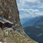 Borelli Shelter Ferrata 1 shelter