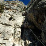 Ferrata Bovero Col Rosa Start Pass Key