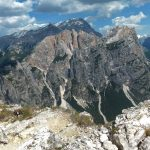 Ferrata Bovero with Rosa Panorama 1