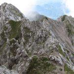 Ferrata CAI Mandello Sasso Carbonari Grignone 19 ridge