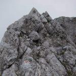 Ferrata CAI Mandello Sasso Carbonari Grignone 21 ridge