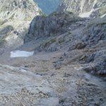 Ferrata CAI Mandello Sasso Carbonari Grignone 8 descent