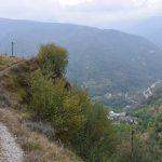 Ferrata Camoglieres 56 sentiero rientro