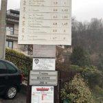 Ferrata Canalone Belasa 1 parking lot