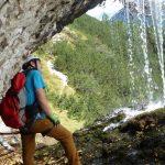 Ferrata Fanes Waterfall Cengia Mattia 3