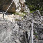 Ferrata Fanes Falls Cengia Mattia 7