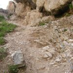Ferrata Waterfalls of Fanes Balzi Rocciosi Lucio Dalaiti