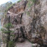 Ferras Cascate di Fanes Vertical wall Lucio Dalaiti