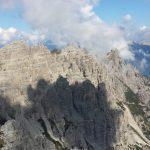 Ferrata Cassiopea 26 panorama