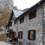 Ferrata Chiadenis 3 Calvi Hut