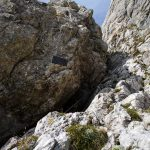 Ferrata Chiadenis 49 start