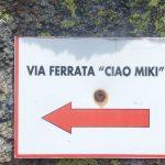 Ferrata Ciao Miki Mars 14