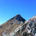 Ferrata Hi Miki Mars 22 ridge