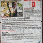 Ferrata Ciardelli 10 cartello