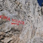 Ferrata Costantini Moiazza 35 cima moiazza indicazioni