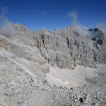 Ferrata Costantini Moiazza 44 cima moiazza sud