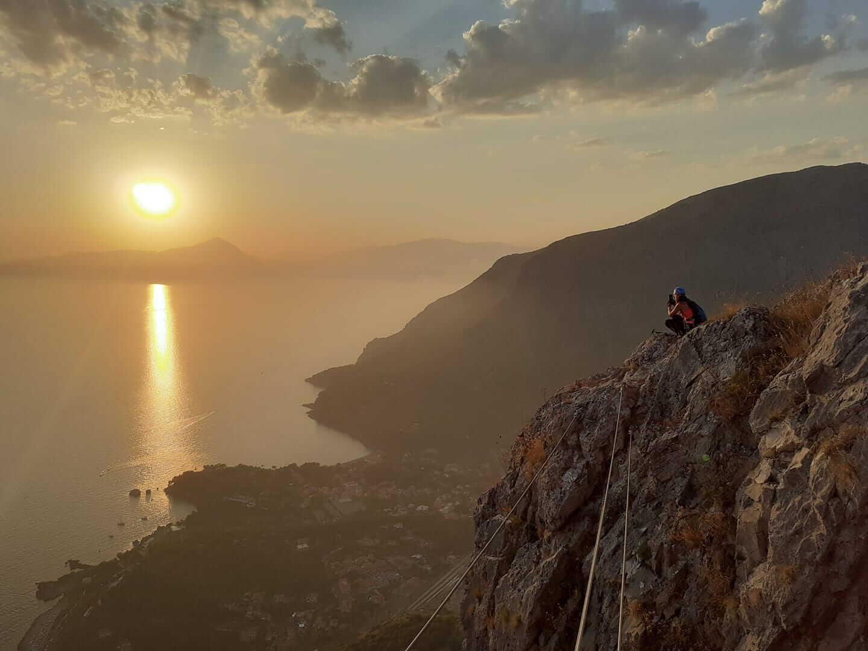 Ferrata CristoRedentore Maratea – 8 panorama