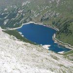Ferrata Eterna Lago Fedaia