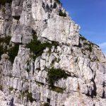 Ferrata Falcipieri 55 ridge under high ovens