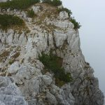 Ferrata Falcipieri 61 ridge before high ovens