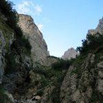 Ferrata Fiamme Gialle Pale San Martino 52 canalino